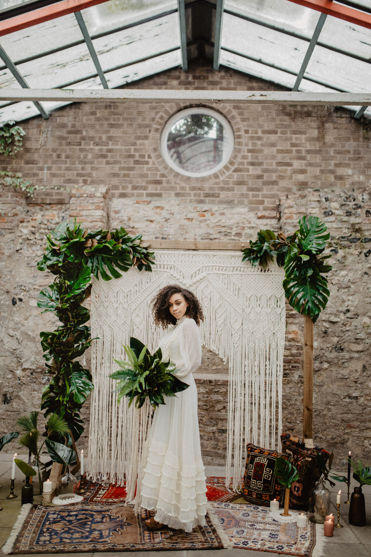 Norfolk Styled Bridal